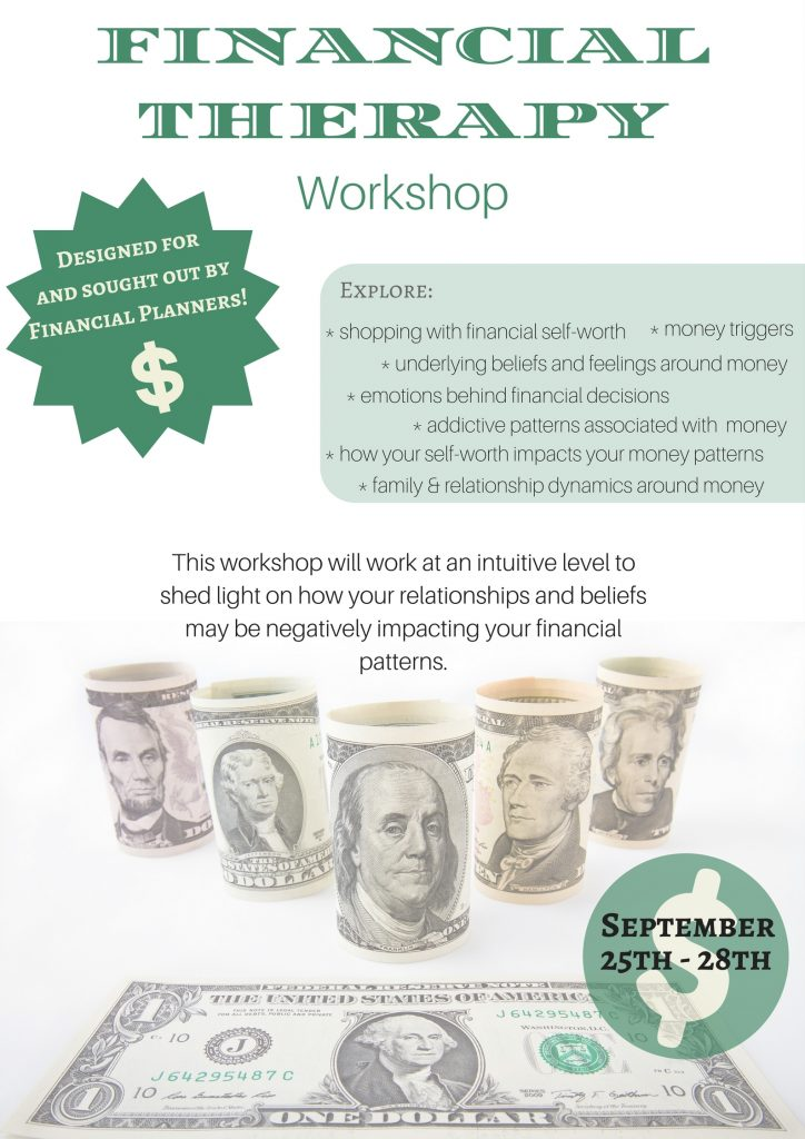 Financial Therapy Workshop